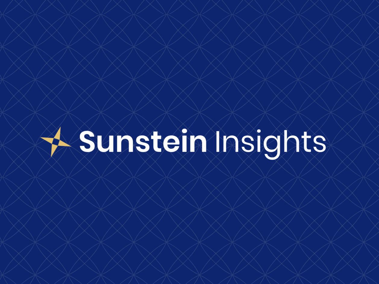 Sunstein insights