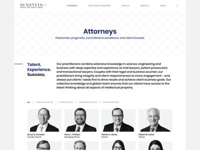 Sunstein, Kann, Murphy & Timbers - Attorneys
