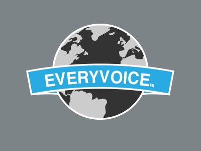 Logo globe world communication logo blue