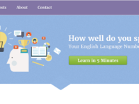 Language Proficiency Page