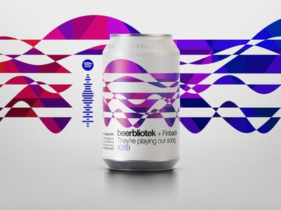 They're playing our song beer label beer branding beer art beer can can art can design branding design graphic design illustration packaging design packaging can