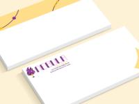 Nebula Candle Company - Envelope