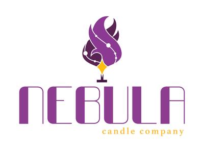 Nebula Candle Company - Logo