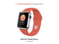 Apple Watch Pomodorino
