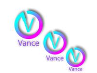 """Modern """"v"""" leter logo"""