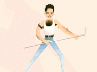 STYLE ICON: Freddie Mercury