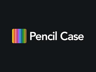 Pencil Case Logo V2 pencil case logo version revision