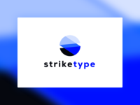 WIP logo for Striketype (2) s logo striketype