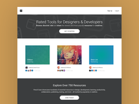 Pencil Case Landing Page (Updated)