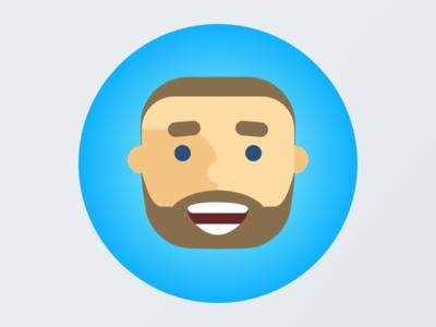 Me icon user avatar