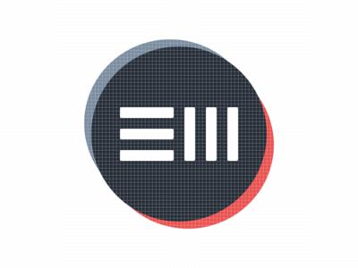 EW Logo (grid-based) ew grid icon logo brand
