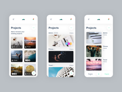 Dogether - Projects