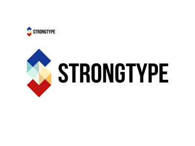 StrongType Logo Concept 1