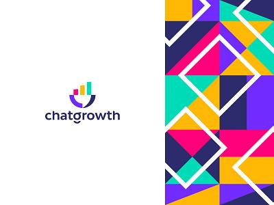 Chat Logo Design bubble chat chat logo chat simple logo illustration modern logo logo design logo icon design clean logo branding brand design