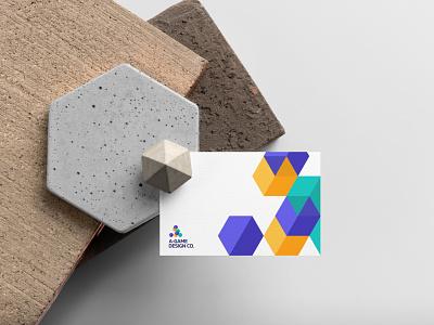 Letter A Logo business card print logo design brand design hexagon logo geometric logo a logo a modern logo logo clean logo branding