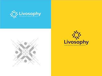 People Logo medical logo people logo community logo brand design logo design modern logo logo clean logo branding