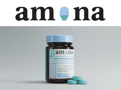 Amona Hair Supplements