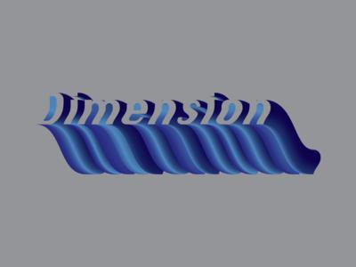 Dimension Blend