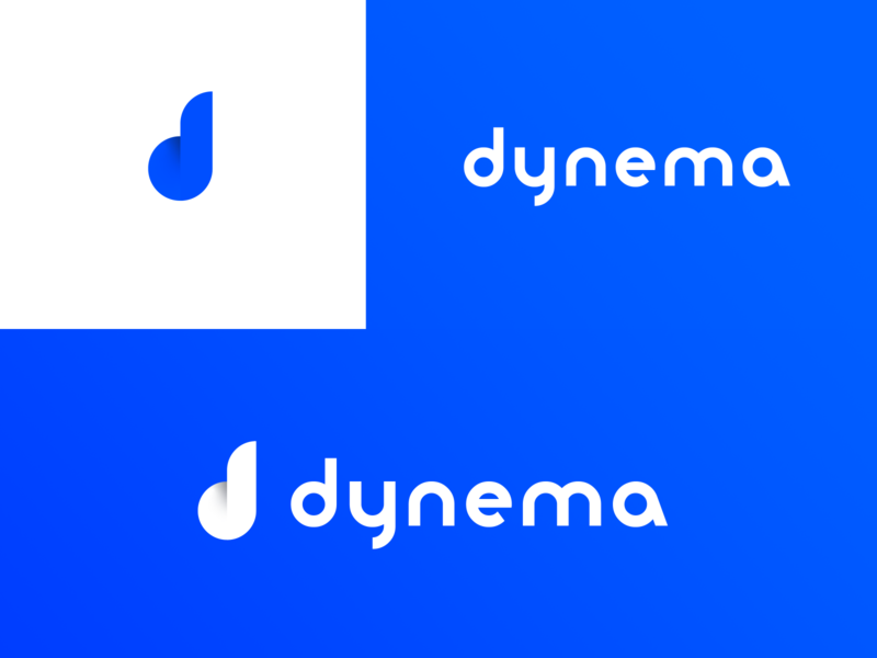 """dynema"" Concept Logo"