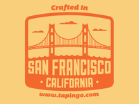 Crafted in San Francisco