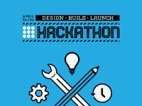 Hackathon poster original