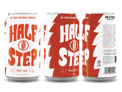 Half Step Pale Ale
