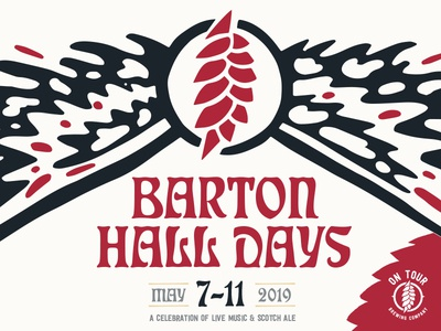 Barton Hall Days at On Tour Brewing
