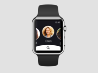 Contacts (Apple Watch)
