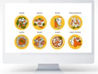 Custome Icons