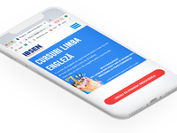 Mobile Alert Design for Digital Marketing Campaign