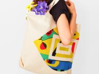 Curatious Tote Bag