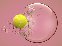 Ball Smashing