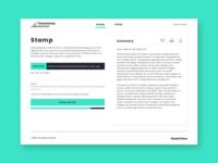 Timestamp - Blockchain