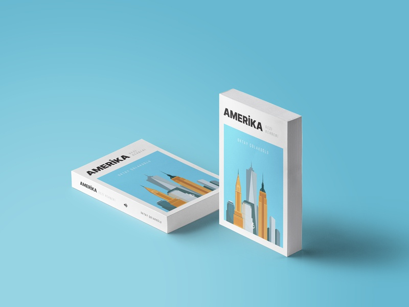 Travel Guide Cover graphic design cover book