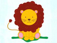 I'm a Lion, RAWR!
