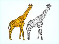 Geometric Giraffes