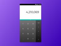 Calculator 'an ancient classic the modern way'