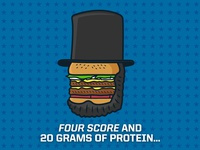 Beyond Meat - President's Day - Abraham Lincoln