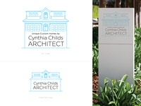 Cynthia Childs - Architect | Logo Redesign
