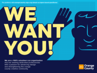 We Want You – AIGA Orange County