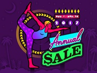 Bikram Yoga Irvine - 2017 Annual Sale