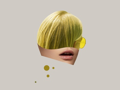 green head digital artwork digital art poster green collage digital face portrait illustration collage maker collage collage art artwork art direction art
