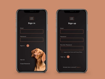 Sign Up UI