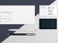 WAVE MANAGEMENT (Visual Design)