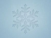 Handcrafted Snowflake