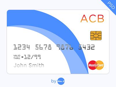 Credit Card : Freebie credit card psd freebie free card