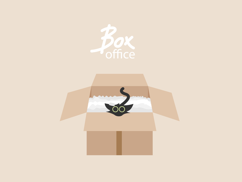 Catventure #6 character design character lettering box office box cat vector illustration minimal abstract illustration design art minimalist vector graphic graphic design