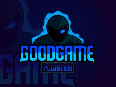 Good Game flatdesign logo vector flat design design illustration