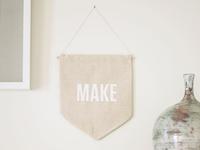 Make Banners