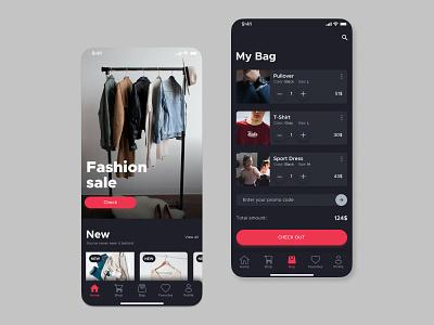 E commerce App Design application apple minimal design app design ui design figma ui ecommerce app ecommerce app uiux